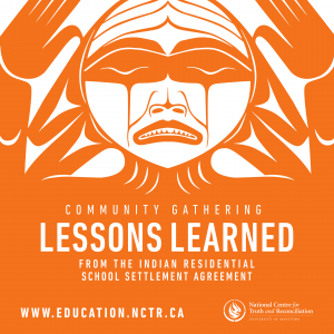 lessons learned from the indian residential school settlement agreement