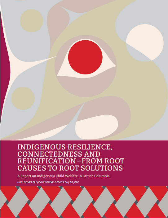 Indigenous Resilence, Connectedness and Reunification