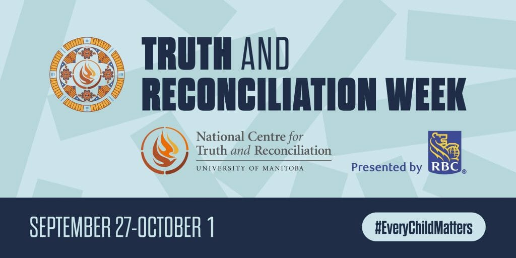 Truth and Reconciliation banner