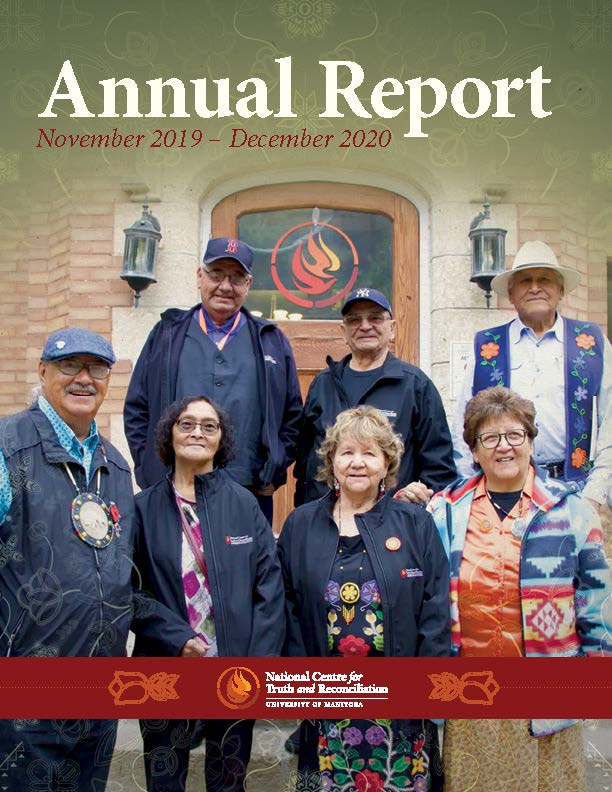 The 2019-2020 NCTR Annual Report